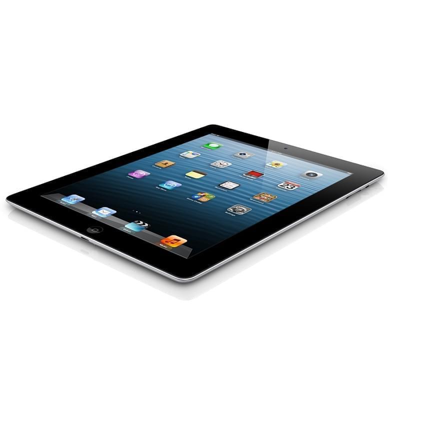 Apple iPad Retina 32Go WiFi Noir (MD511FD/A) - Achat / Vente Tablette Tactile sur Cybertek.fr - 0