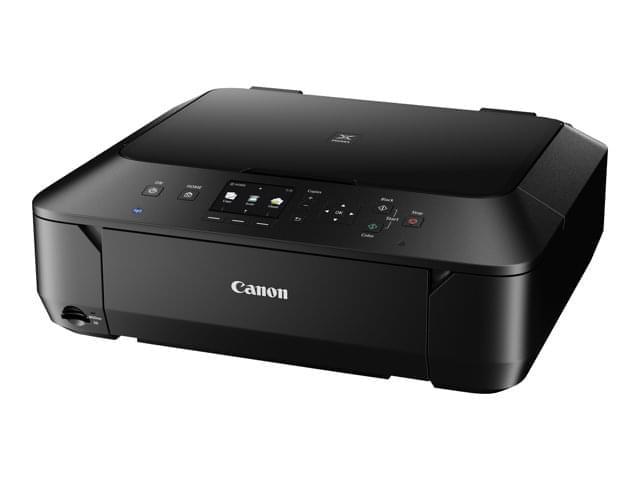 Canon PIXMA MG6450 Noire (8333B006) - Achat / Vente Imprimante multifonction sur Cybertek.fr - 0
