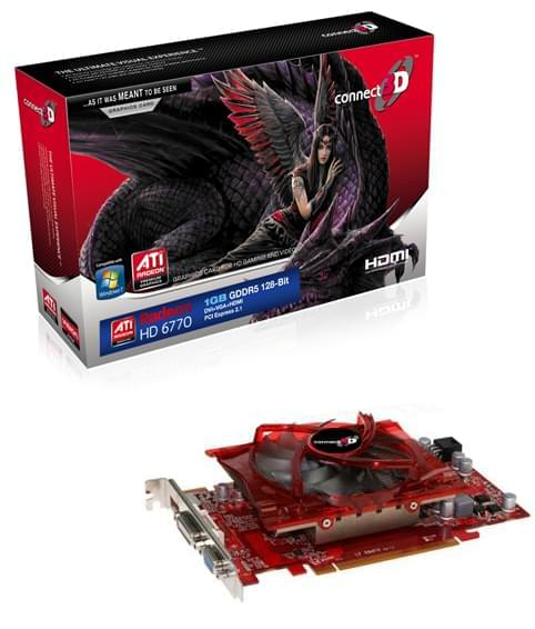 ATI  - 1Go - carte Graphique PC - GPU  - 0