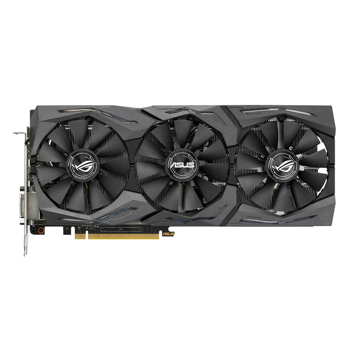 Asus GeForce GTX 1060 ROG STRIX-GTX1060-6G-GAMING (STRIX-GTX1060-6G-GAMING **) - Achat / Vente Carte graphique sur Cybertek.fr - 3