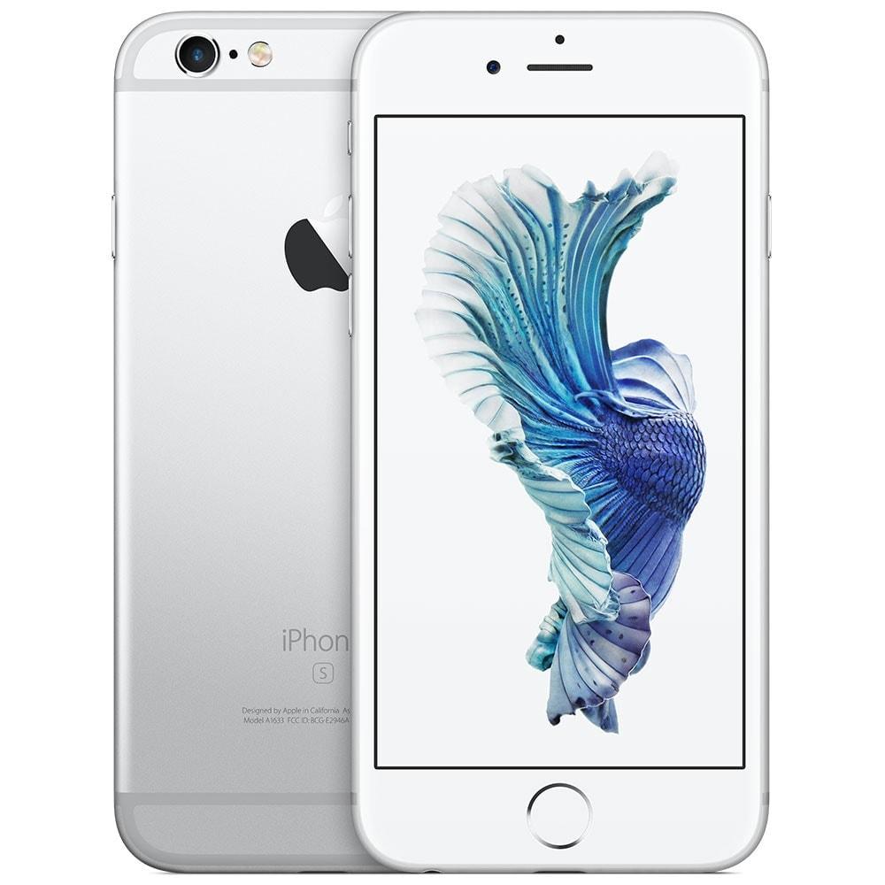 Apple iPhone 6s 16Go Argent  (MKQK2ZD/A) - Achat / Vente Téléphonie sur Cybertek.fr - 0