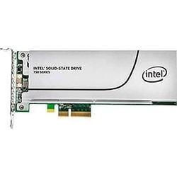 Intel Disque SSD 1.2To 750 Series PCI-E NVMe SSDPEDMW012T4X1 Cybertek