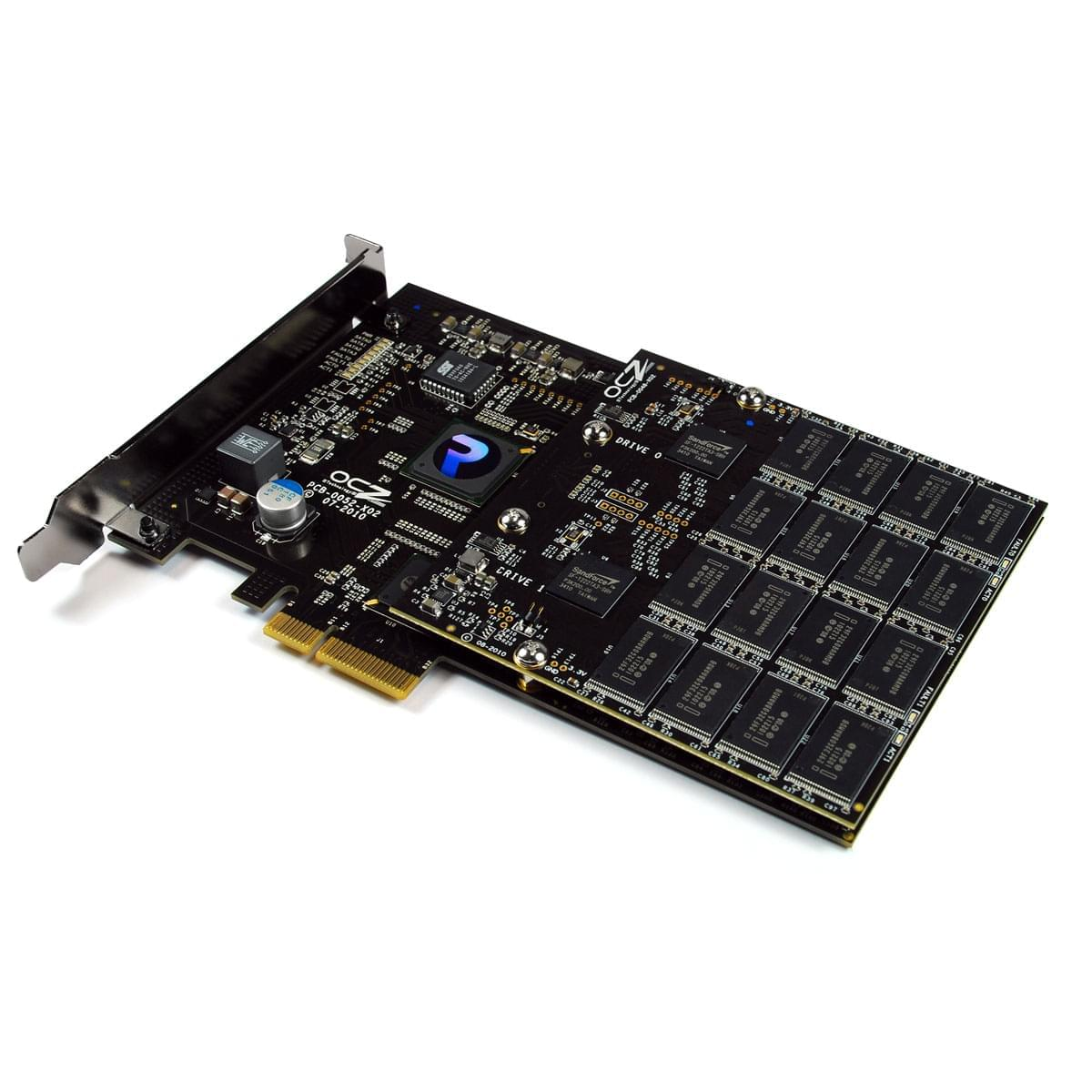 "OCZ 160Go RevoDrive OCZSSDPX-1RVDX0160 PCI-E (OCZSSDPX-1RVDX0160) - Achat / Vente Disque Dur interne 3.5"" sur Cybertek.fr - 0"