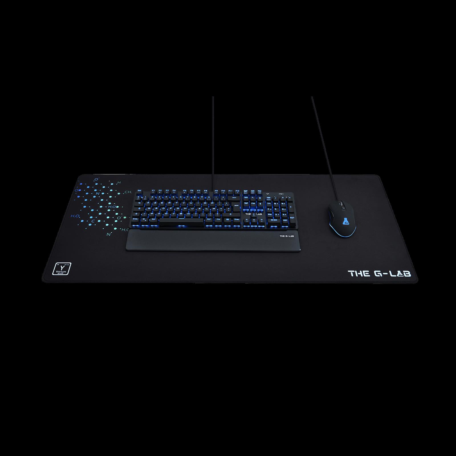 The G-LAB - Gaming Mouse Pad XXL 900x400mm - Tapis de souris - 2