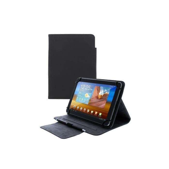"""REGULAR - Etui universel 10"""" Noir - Accessoire tablette T'nB - 0"""