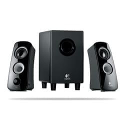 Logitech Enceinte PC Speaker System Z323 2HP+Caisson Cybertek