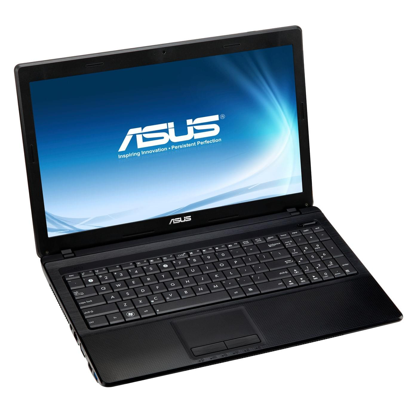 Asus X54C-SX034V (X54C-SX034V) - Achat / Vente PC Portable sur Cybertek.fr - 0
