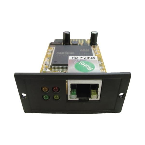 Infosec Carte de Gestion SNMP DP 801 (61424) - Achat / Vente Onduleur - Multiprises sur Cybertek.fr - 0