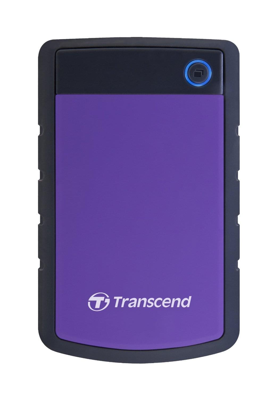 """Transcend 2To 2""""1/2 USB3 StoreJet 25H3 Purple (TS2TSJ25H3P) - Achat / Vente Disque dur externe sur Cybertek.fr - 0"""