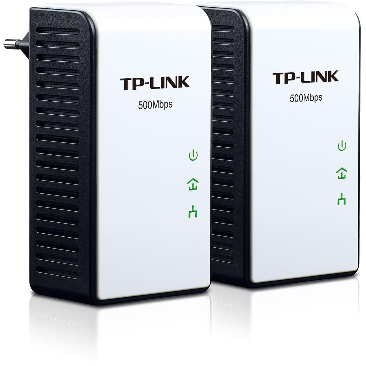 TP-Link TL-PA511KIT (500Mb) (TL-PA511KIT) - Achat / Vente Adaptateur CPL sur Cybertek.fr - 0