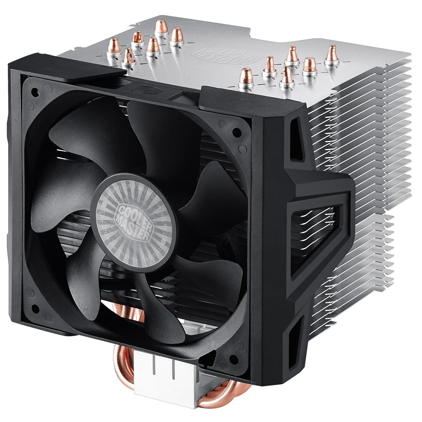 Cooler Master Hyper 612 V2 (RR-H6V2-13PK-R1) - Achat / Vente Ventilateur sur Cybertek.fr - 0
