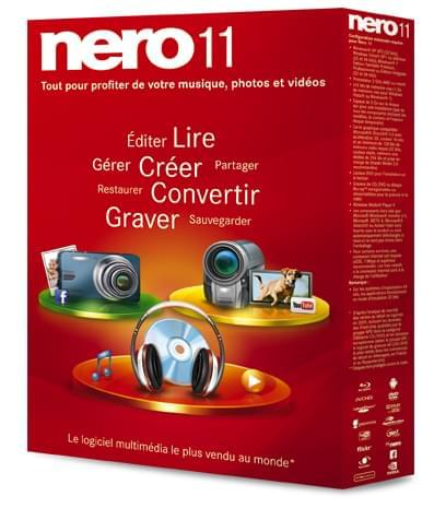 Nero Nero version Boîte (EMEA-10030000/1286) - Achat / Vente Logiciel application sur Cybertek.fr - 0