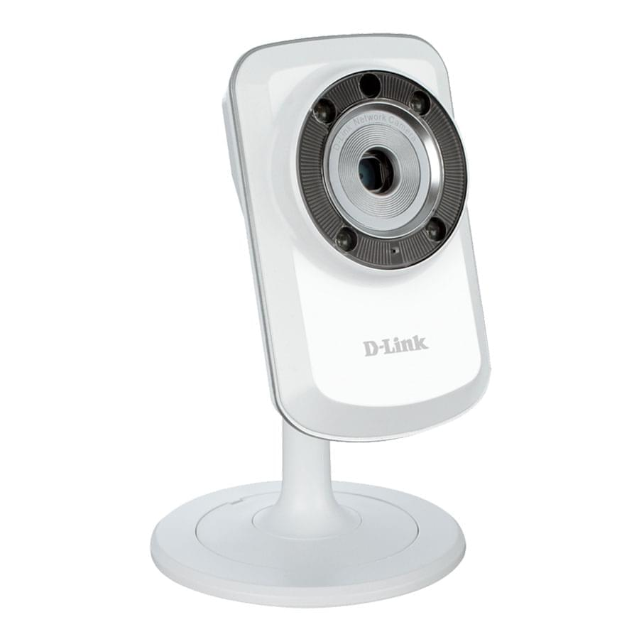 D-Link DCS-933L mydlink Day/Night Cloud (IP, IR, WiFi) (DCS-933L/E) - Achat / Vente Caméra / Webcam sur Cybertek.fr - 0