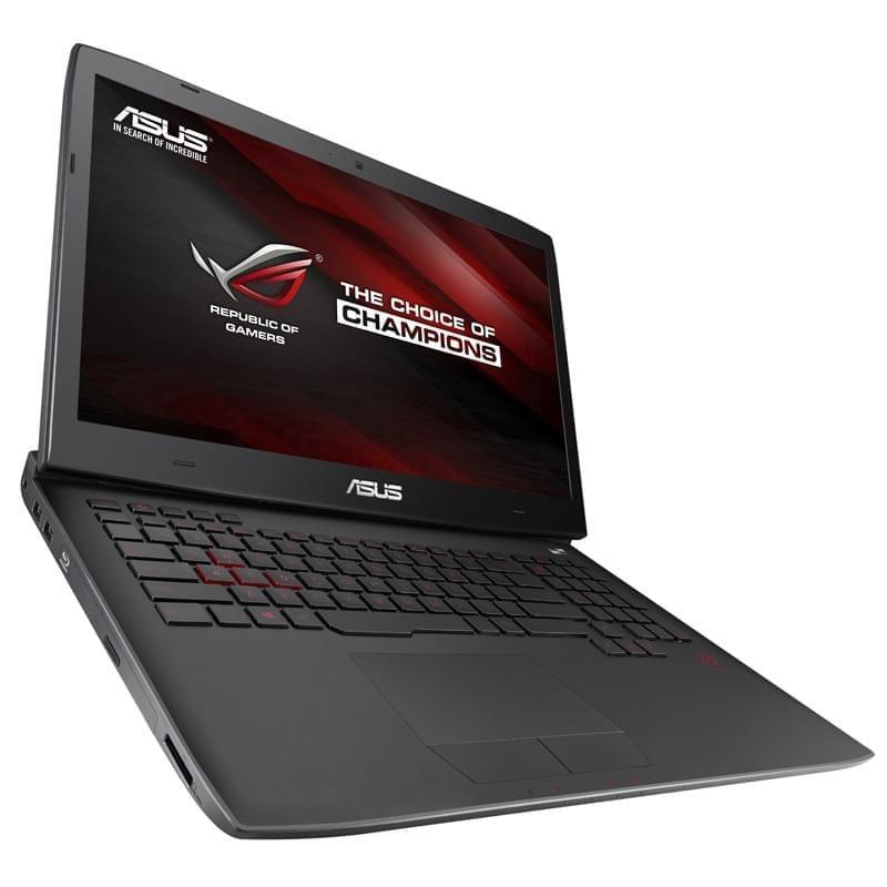 Asus G751JY-T7315H (G751JY-T7315H) - Achat / Vente PC Portable sur Cybertek.fr - 0