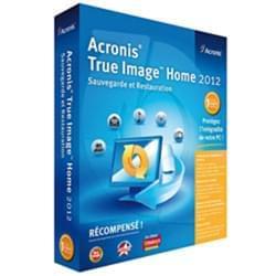 Acronis True Image Home 2012 Boite (TIHRB1FRS) - Achat / Vente Logiciel Application sur Cybertek.fr - 0