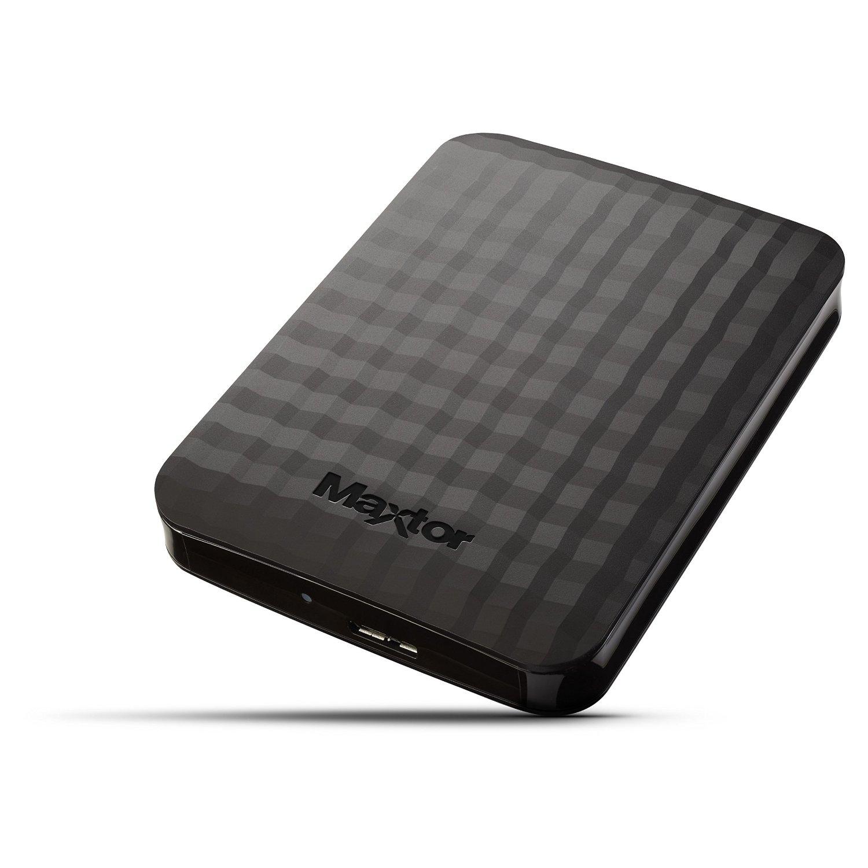 """Maxtor 1To 2""""1/2 USB3 (STSHX-M101TCBM) - Achat / Vente Disque dur Externe sur Cybertek.fr - 0"""