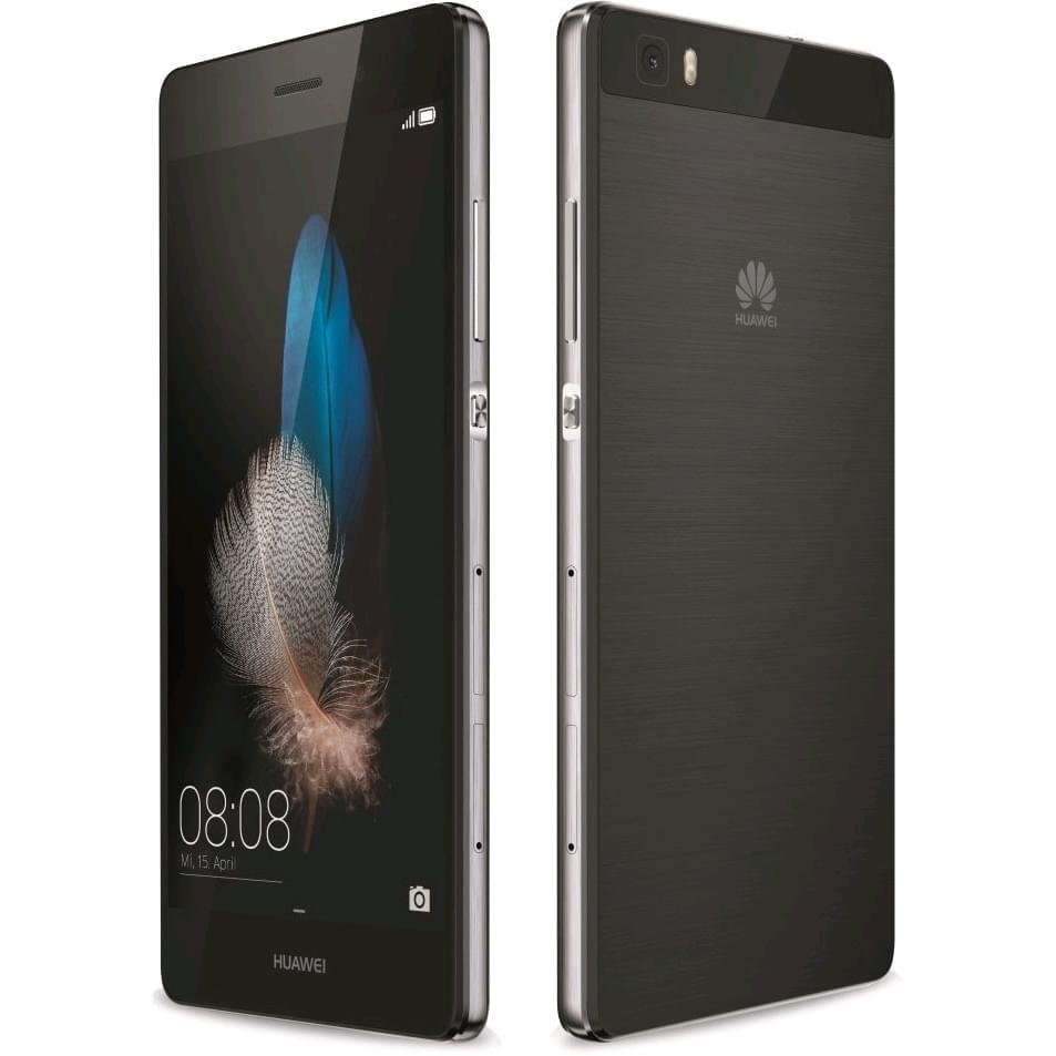 Huawei P8 Lite Black - Achat / Vente Téléphonie sur Cybertek.fr - 0