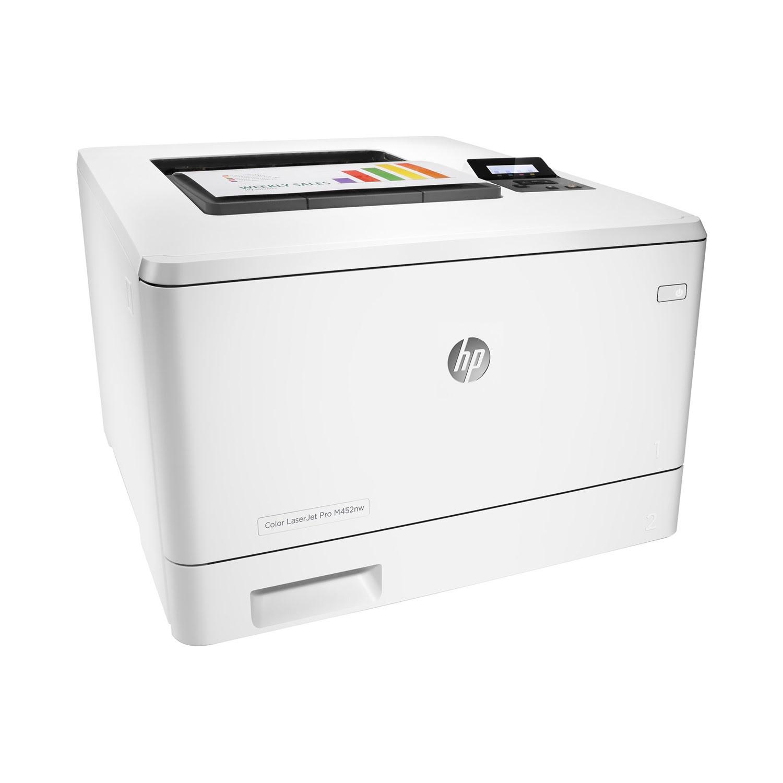 Imprimante HP LaserJet Pro M452nw - Cybertek.fr - 3