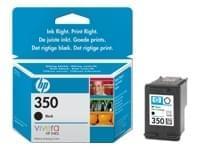 Cartouche CB335EE Noire pour imprimante Jet d'encre HP - 0