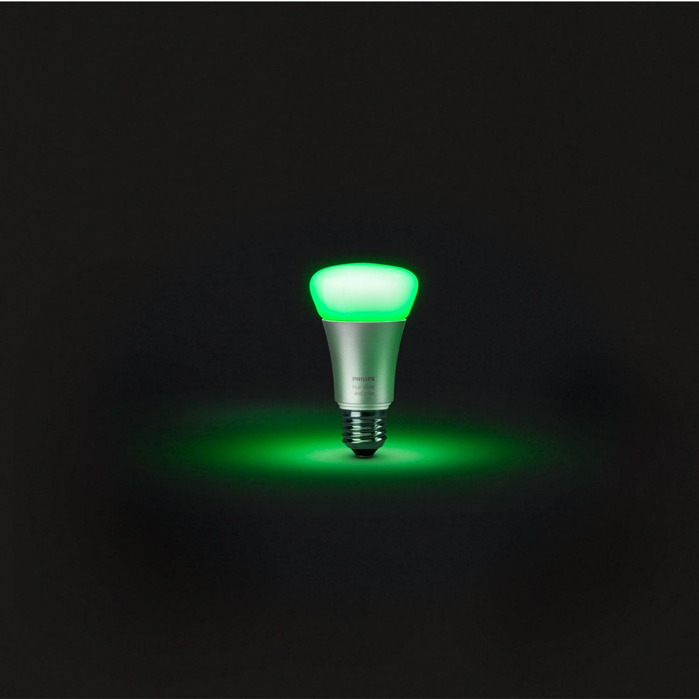 Philips HUE - Ampoule LED 10W A60 E27 (929001257303) - Achat / Vente Objet connecté / Domotique sur Cybertek.fr - 2