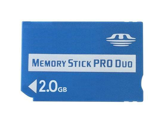 No Name Memory Stick Pro Duo 2Go - Carte mémoire No Name - 0