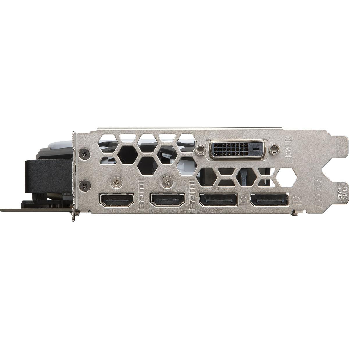 MSI GTX 1080 Ti ARMOR 11G OC 11Go - Carte graphique MSI - 1