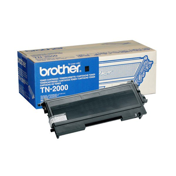 Toner TN-2000 (HL-2030) pour imprimante Laser Brother - 0
