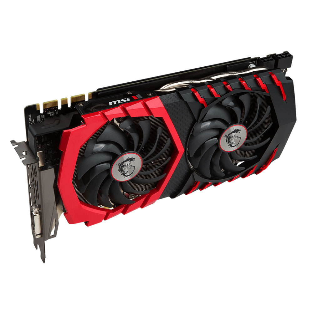 MSI GTX 1080 GAMING 8G 8Go - Carte graphique MSI - Cybertek.fr - 1