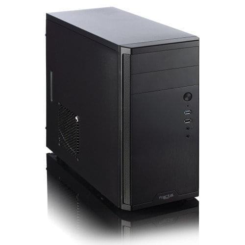 Fractal Design mT/Sans Alim/mATX/USB3.0 Noir - Boîtier PC - 0