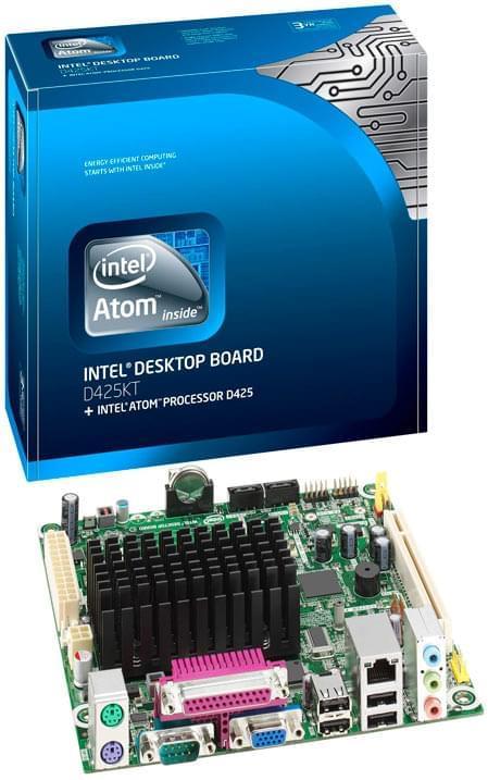 Intel D425KT (BOXD425KT) - Achat / Vente Carte Mère sur Cybertek.fr - 0