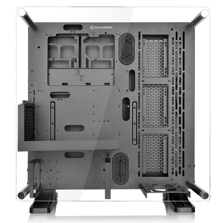 Thermaltake Boîtier PC Thermaltake Core P3 Black - mT/Ss Alim/ATX (CA-1G4-00M1WN-00) - Achat / Vente Boîtier PC sur Cybertek.fr - 3