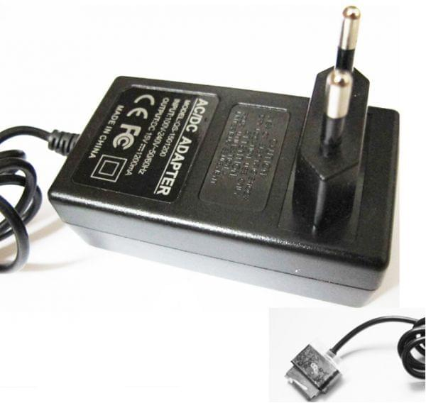 Compatible Chargeur d'Alimentation Tablette 15V 1.2A (OMASTF101) - Achat / Vente Accessoire Tablette sur Cybertek.fr - 0