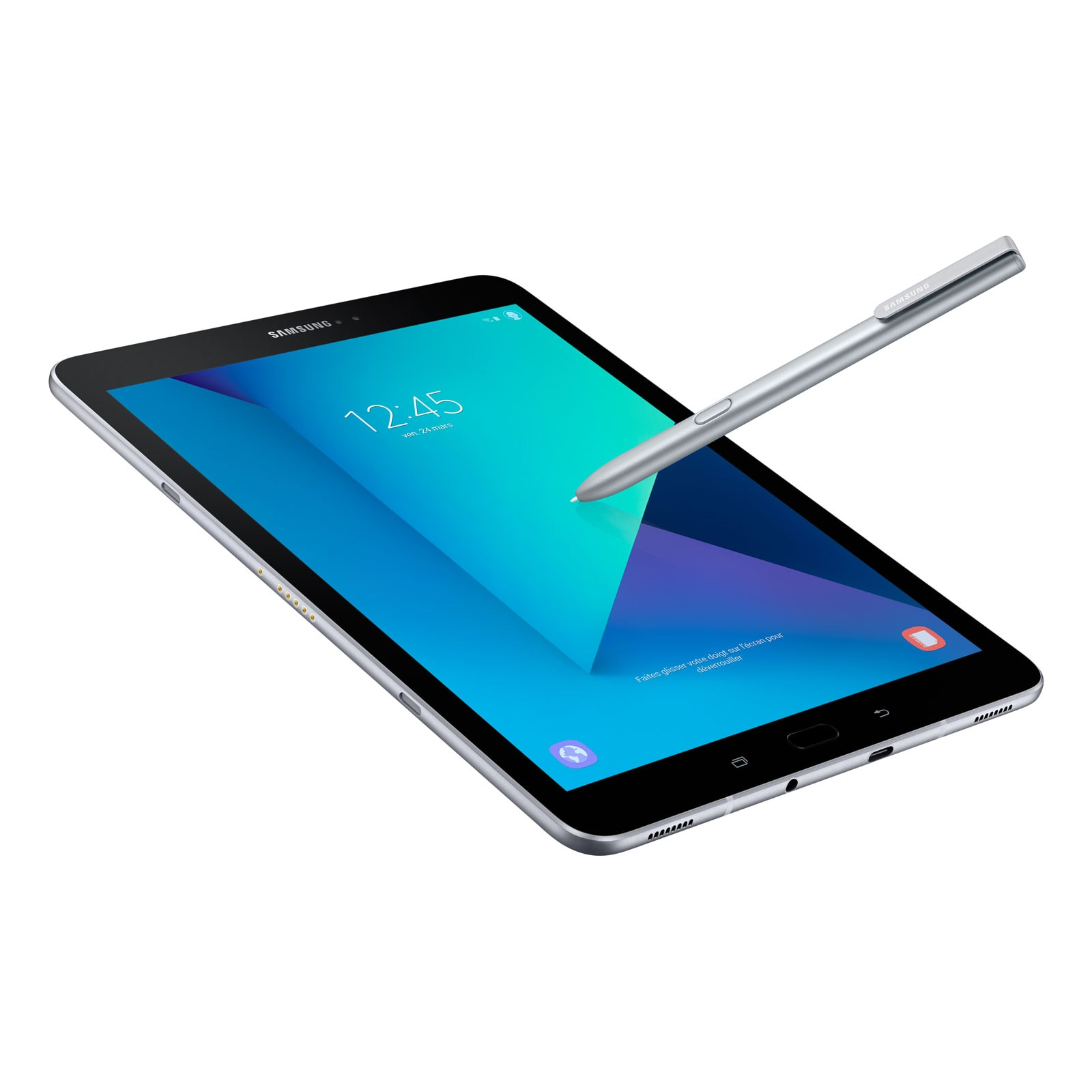 Samsung Galaxy TAB S3 T820NZS Gris - Tablette tactile Samsung - 2