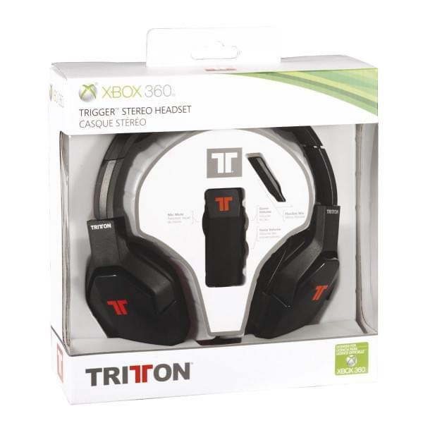 Tritton TRIGGER Filaire (TRI476760M) - Achat / Vente Micro-casque sur Cybertek.fr - 0