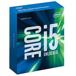 image produit Intel Core i5 6600K - 3.5GHz/6Mo/LGA1151/Ss ventil./BOX Cybertek