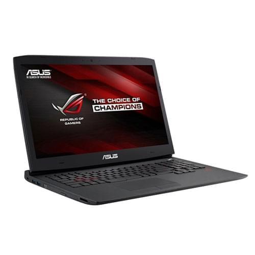 Asus G751JT-T7105H (G751JT-T7105H) - Achat / Vente PC Portable sur Cybertek.fr - 0