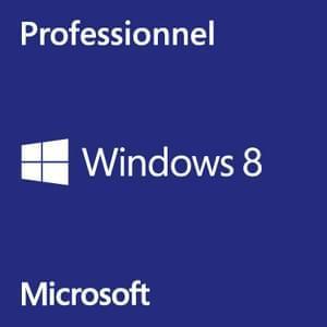Microsoft Windows 8 Professionnel 64B COEM (FQC-05959) - Achat / Vente Logiciel système exploitation sur Cybertek.fr - 0