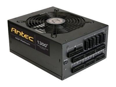 Antec ATX 1300 Watts HCP-1300 Platinum (0-761345-06260-2 soldé) - Achat / Vente Alimentation sur Cybertek.fr - 0