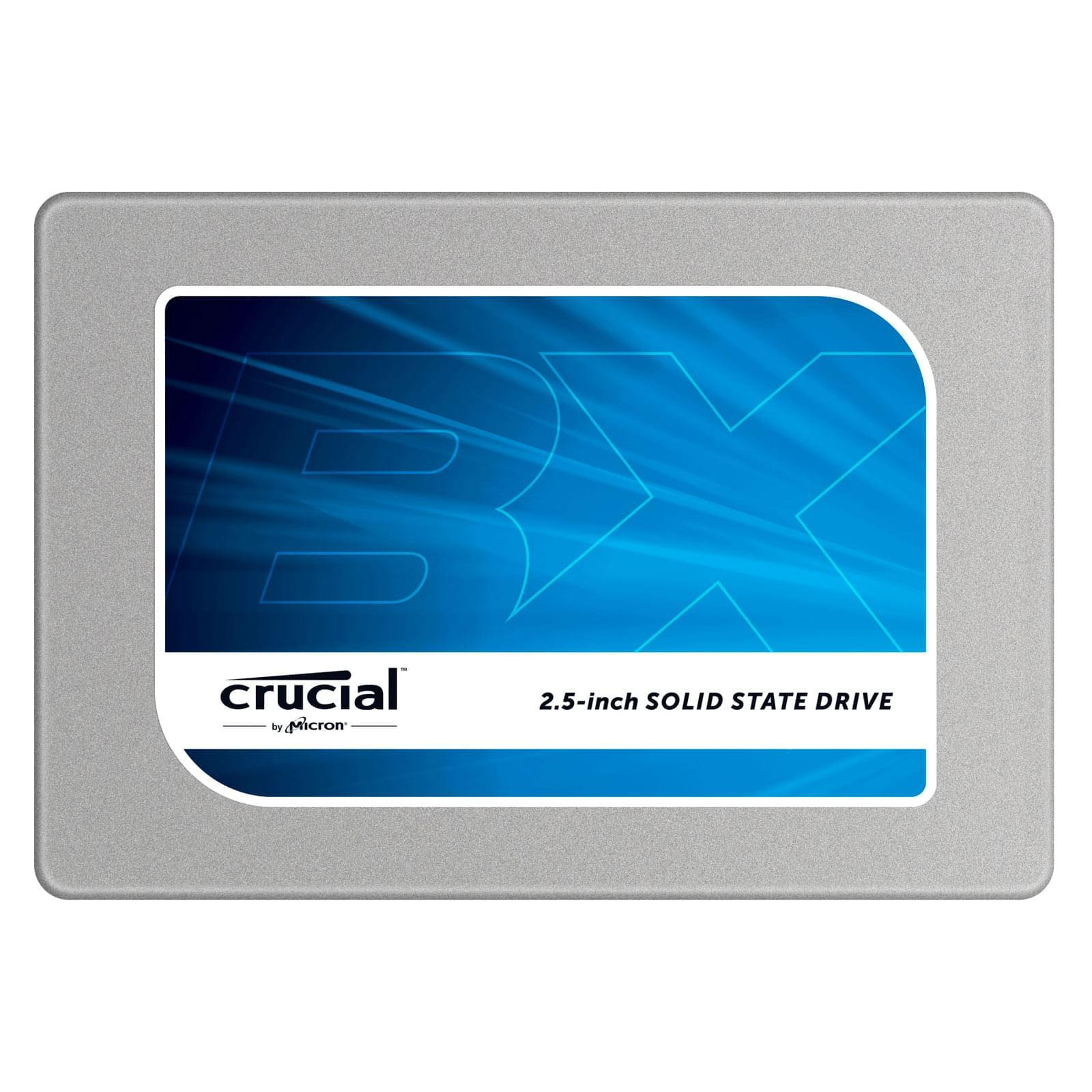Crucial CT250BX100SSD1 240-275Go - Disque SSD Crucial - 0