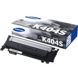 Samsung Toner Noir 1500p (CLT-K404S/ELS) - Achat / Vente Consommable Imprimante sur Cybertek.fr - 0