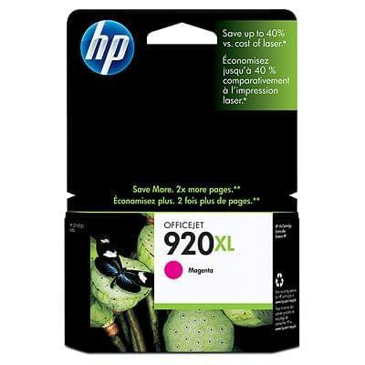 Consommable imprimante HP Cartouche 920XL Magenta - CD973AE