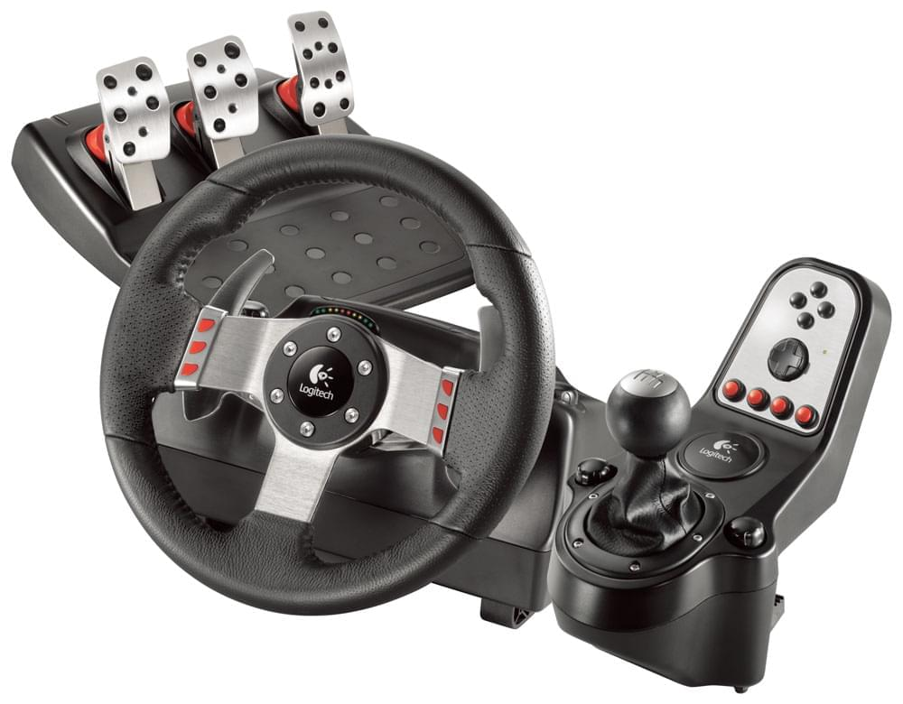 Logitech Volant G27 Racing Wheel - Volant - 0
