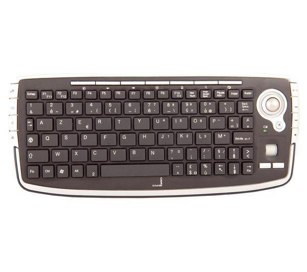 Clavier PC Urban Factory Lounge Wireless Keyboard - 0