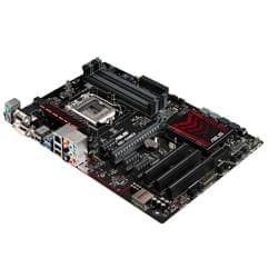 Asus Carte Mère H81-GAMER - H81/LGA1150/DDR3/ATX Cybertek
