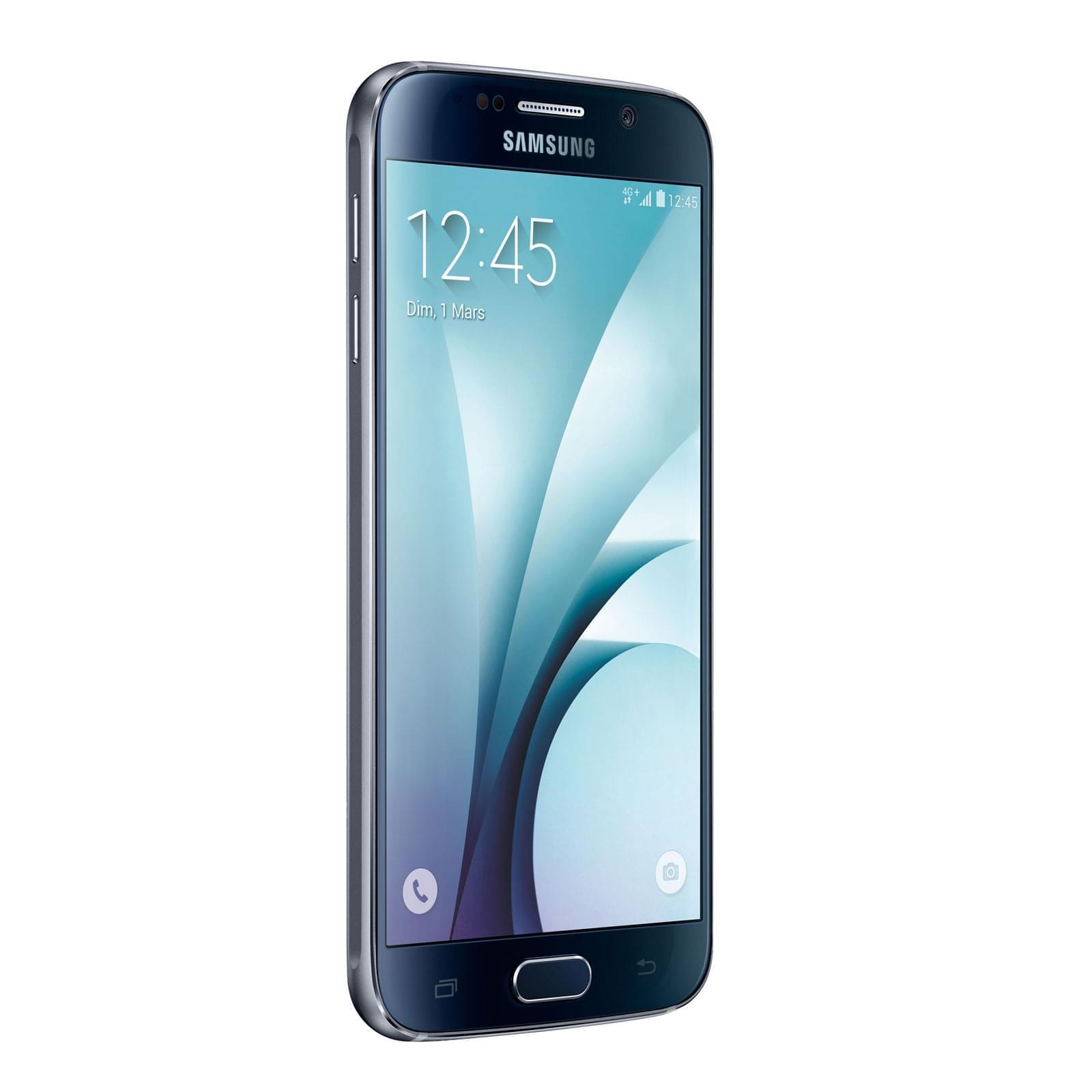 Samsung Galaxy S6 32Gb Black G920F (SM-G920FZKAXEF) - Achat / Vente Téléphonie sur Cybertek.fr - 0