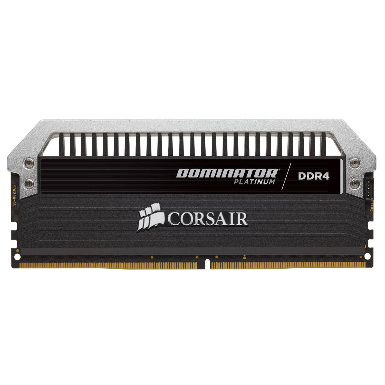 Corsair CMD64GX4M4A2666C15  64Go DDR4 2666MHz - Mémoire PC - 1