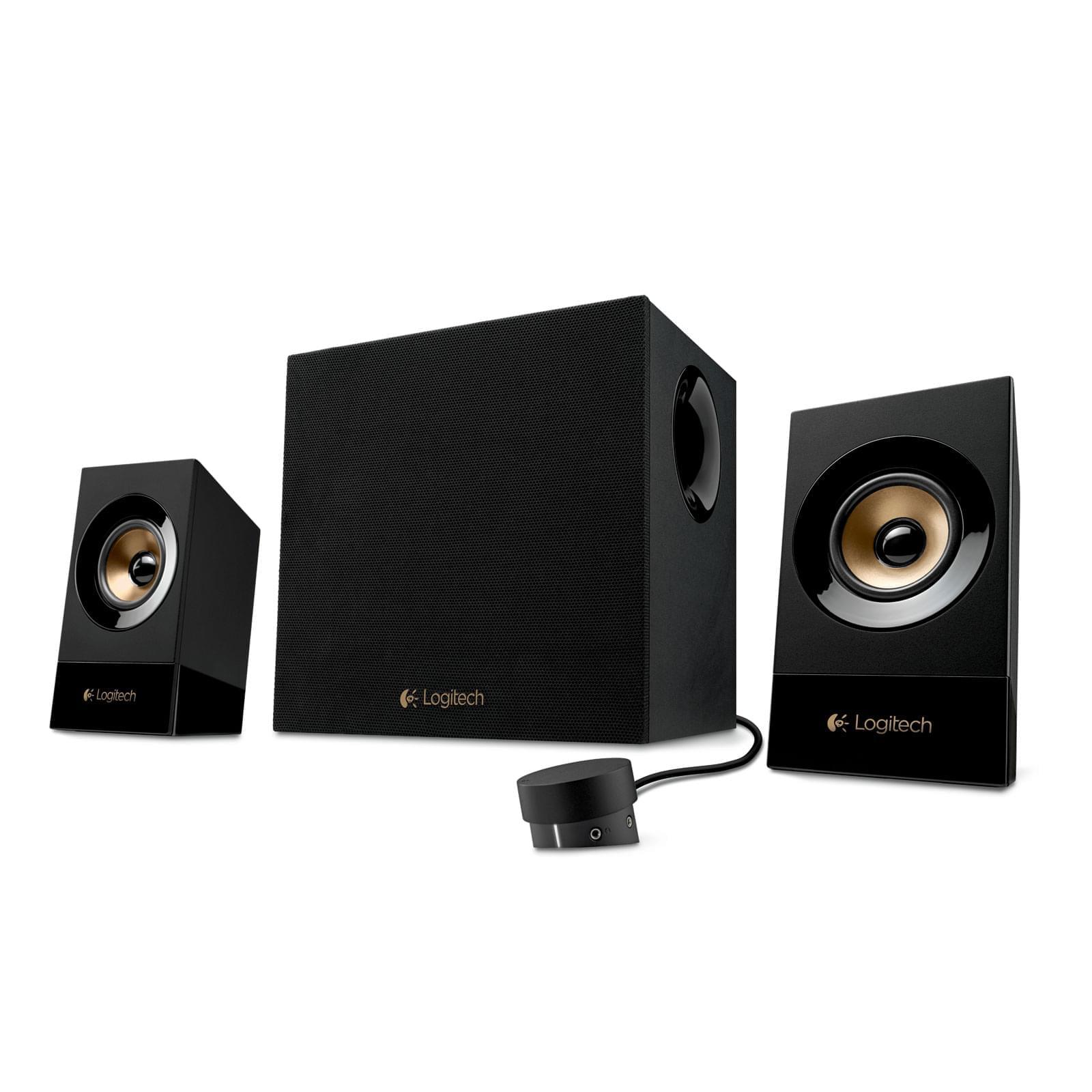 Logitech Multimedia Speakers Z533 - Enceinte PC Logitech - 0