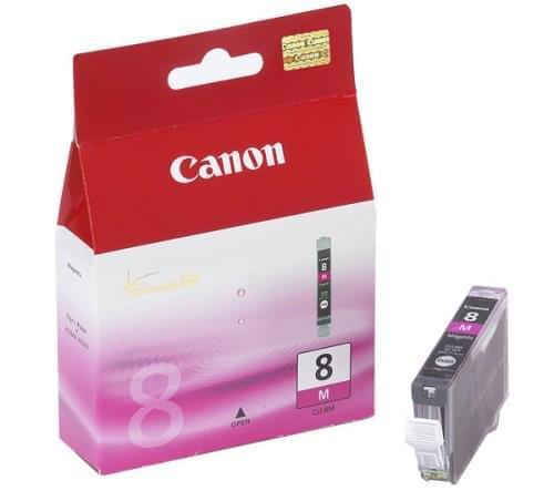 Cartouche CLI-8M - 0622B001 pour imprimante Jet d'encre Canon - 0