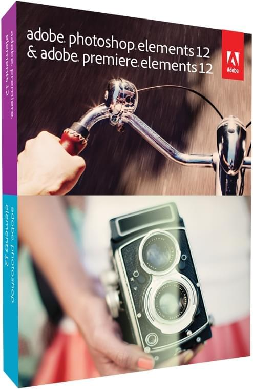 Adobe Photoshop Elements 12 + Premiere Elements 12 (65226252) - Achat / Vente Logiciel Application sur Cybertek.fr - 0
