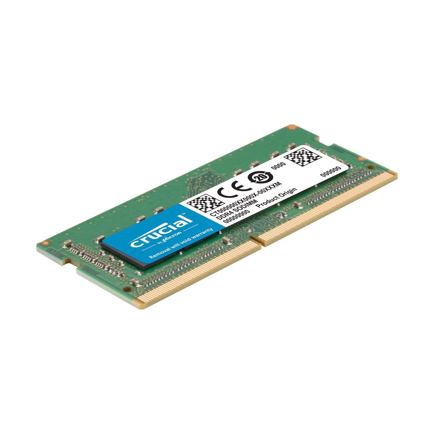 Crucial SO-DIMM 16Go DDR4 2400 for MAC CT16G4S24AM SO-DDR4 - Mémoire PC portable - 2